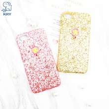 Buy KRY Glitter Bling Phone Cases iPhone 8 Case 8 Plus Lovely Magic stick Cover iPhone 8 Case 8 Plus Hard Cases Coque Capa for $2.39 in AliExpress store