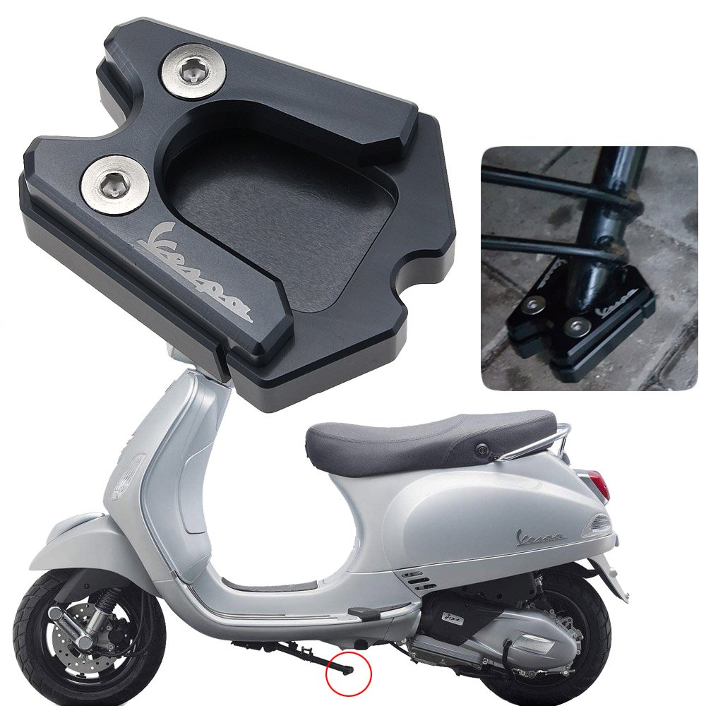 Vespa 125/Et4/Scooter Side Stand Brand New