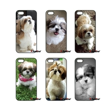 Shih Tzu Shitzu Dog Puppy For iPod Touch iPhone 4 4S 5 5S 5C SE 6 6S 7 Plus Samung Galaxy A3 A5 J3 J5 J7 2016 2017 Case Cover