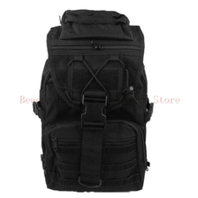 New Field Tactical Camping Bag Outdoor Sport Man Big Large Ride Travel Backpack Bag Advanced Black Tan Green