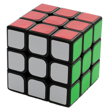 Professional 55mm Three Layers Cube 3x3x3 Magic Cube Competition Speed Puzzle Cubes Toys