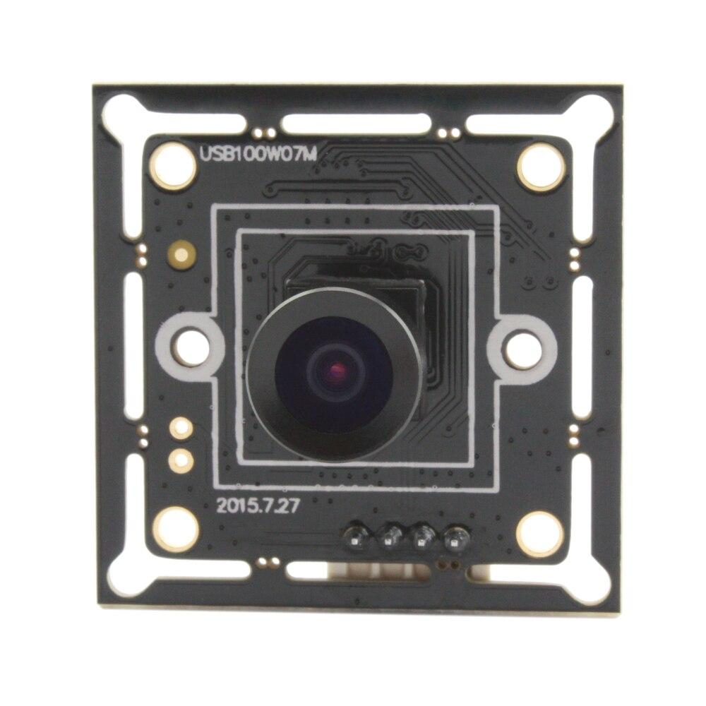 720P free driver CMOS OV9712 MJPEG endoscope  wide angle 100degree lens USB 2.0 UVC HD WebCam hd camera module<br>
