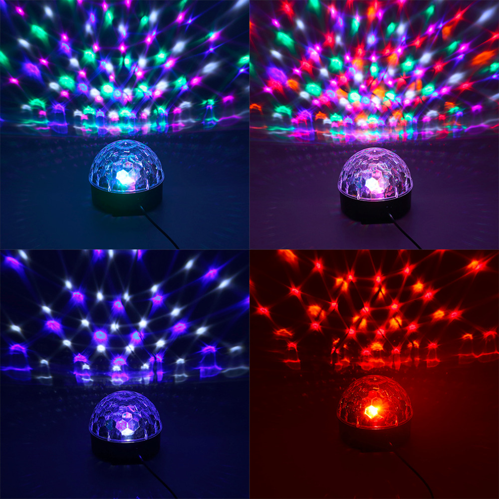 2Pcs 2017 New Arrival Digital Displays LED Magic Balls Digital Effects Lights Stage Lighting with remote control<br><br>Aliexpress