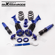 Coilover Kit Shock Suspension for BMW E36 91-99 3 Series Sedan Coupes 328ic 316i 320i M3 Struts Absorber Suspension BLUE(China)