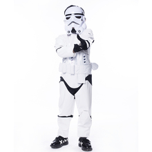 Buy New Child Boy Deluxe Star Wars Force Awakens Storm Troopers Cosplay Fancy Dress Kids Halloween Carnival Party Costume for $19.41 in AliExpress store