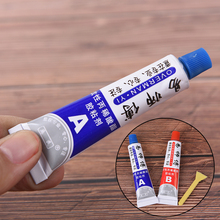 2pcs(A+B) High quality Modified Acrylic Glue Adhesive for Metal Plastic Wood Crystal Glass Jewellery Superior Strength(China)