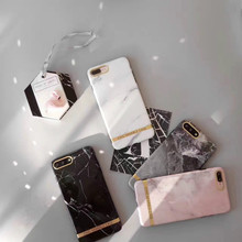 Buy Hot Colorful Black Marble IMD TPU Shell Case iPhone 6 6S Plus 7 7Plus Stylish Cute Unique Glossy Granite Stone Phone Case for $3.90 in AliExpress store