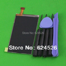 free shipping top quality LCD Screen Display Replacement For NOKIA 5230 5233 5800 XM N97 Mini C5-03 C6 X6 with tools