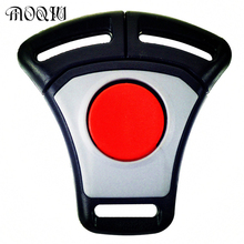 Hot ! Auto Front Rear Seat And Seat Belt Buckle Adjustment Fastener Lock Safety Protection Lock(China)