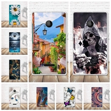 Soft TPU For Nokia Microsoft Lumia 435 Case Back Cover Fashion Cool For Nokia Lumia 435 Soft Silicone Phone Cases Covers Skin