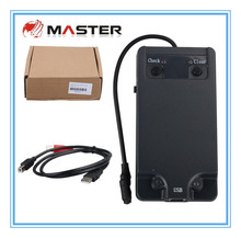 DHL free shipping Car Key Clone Machine TM100 4D & ID46 Work with TM 100 Transponder Key Programmer