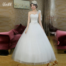 Buy vestido noiva Sexy Wedding Dresses Long 2018 Wedding Gowns White Ivory Appliques Ball Gown bride Dress Party Formal Floor Length for $63.19 in AliExpress store