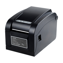 USB+RS232+LAN interface Direct Thermal Line USB port Barcode Label Printer, thermal barcode printer XP-350BM bar code printer