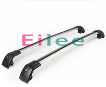 Aluminium for Honda Vezel HRV HR-V 2016 baggage luggage roof rack rail cross bar 2pieces/set(China)