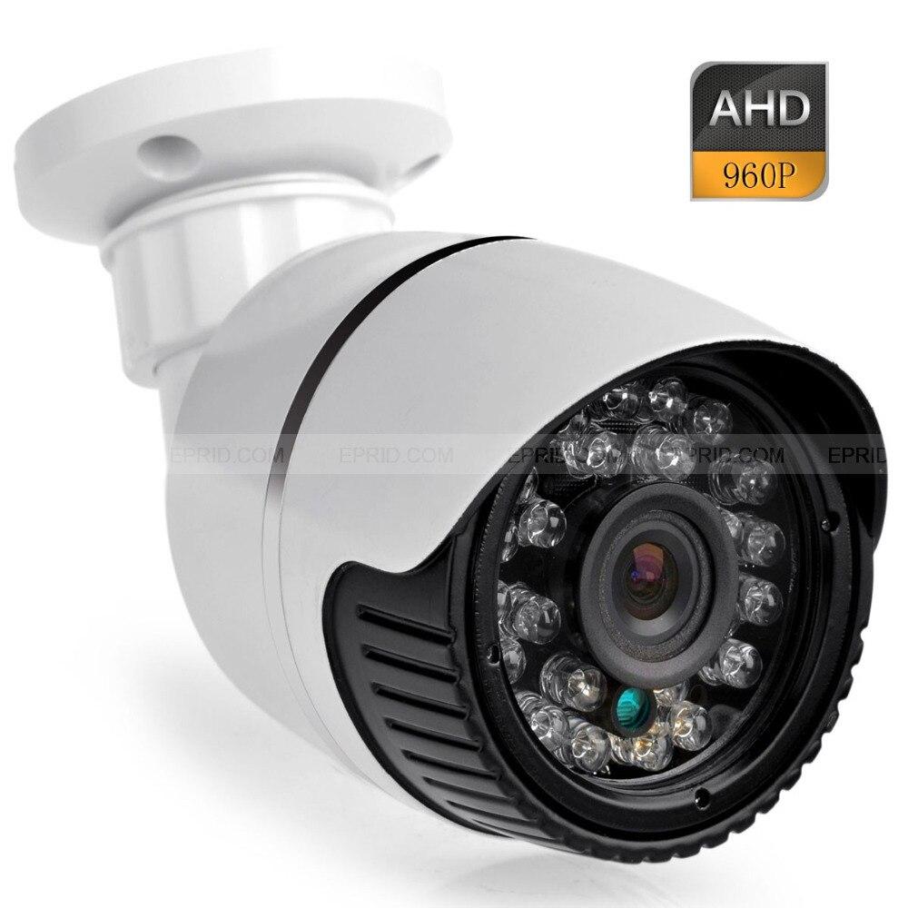 Home AHD 1.3MP 960P HD CCTV Camera IR-CUT Outdoor Security 24 IR Night Vision<br>