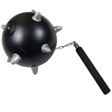 Hot sales party toy  Inflatable Mace Ball and Chain Spiked Flail