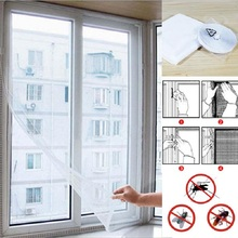 2Pcs/Lot Mosquito Insects Protection Repeller Pest Reject Repeller Country Mosquitoes Protection Window Net Flyscreen Curtain