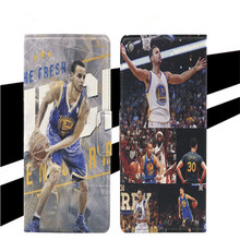 Only factory custom made Stephen Curry pattern Stand PU leather cover for ipad mini 1 2 3 4 basketball star tablet case