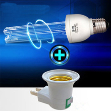 Household disinfection UV lamp, ultraviolet disinfection lamp, with E27 socket