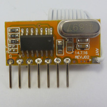 315MHz 4 Channel EV1527 PT2262 Decode Module Wireless RF Receiver Plug-in DUE UNO MEGA2560(China)