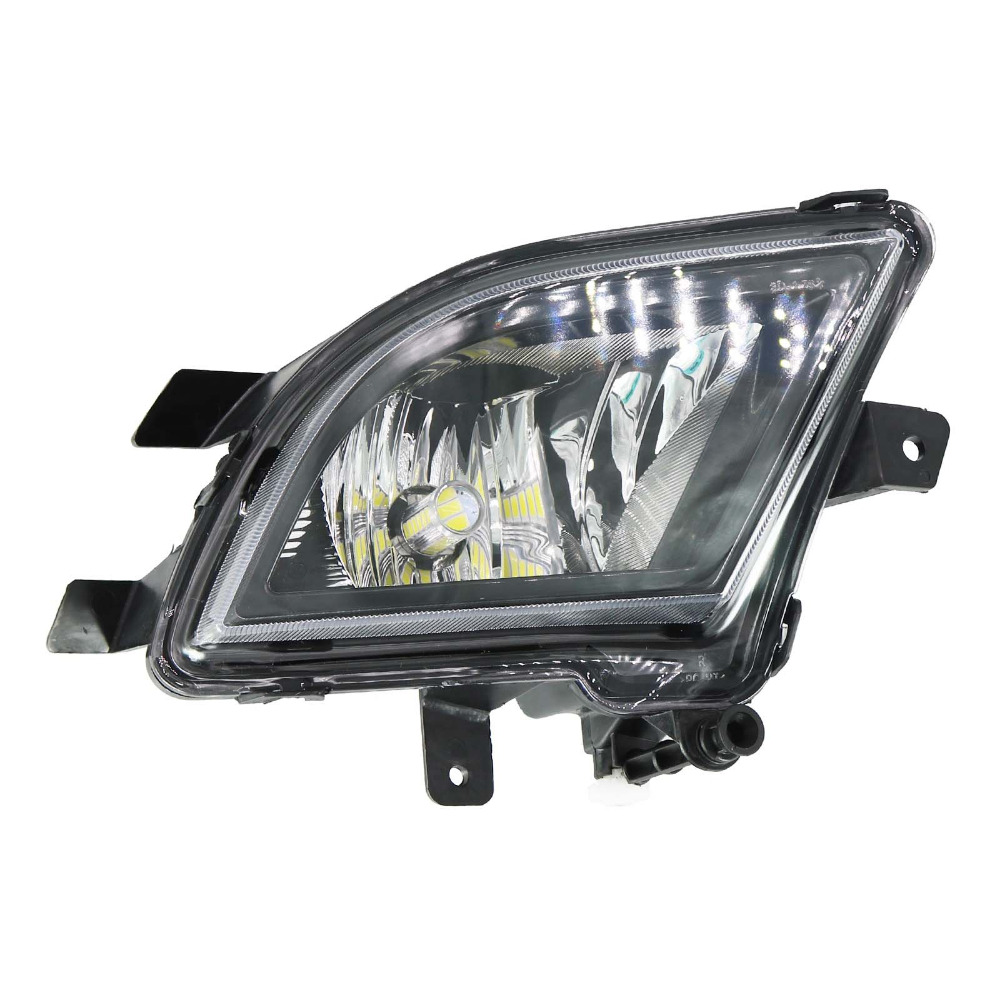 LED Light For VW Jetta MK6 Facelift Sedan 2015 2016 2017 Right Side Front LED Fog Lamp Fog Light With Bulb Car Styling<br>