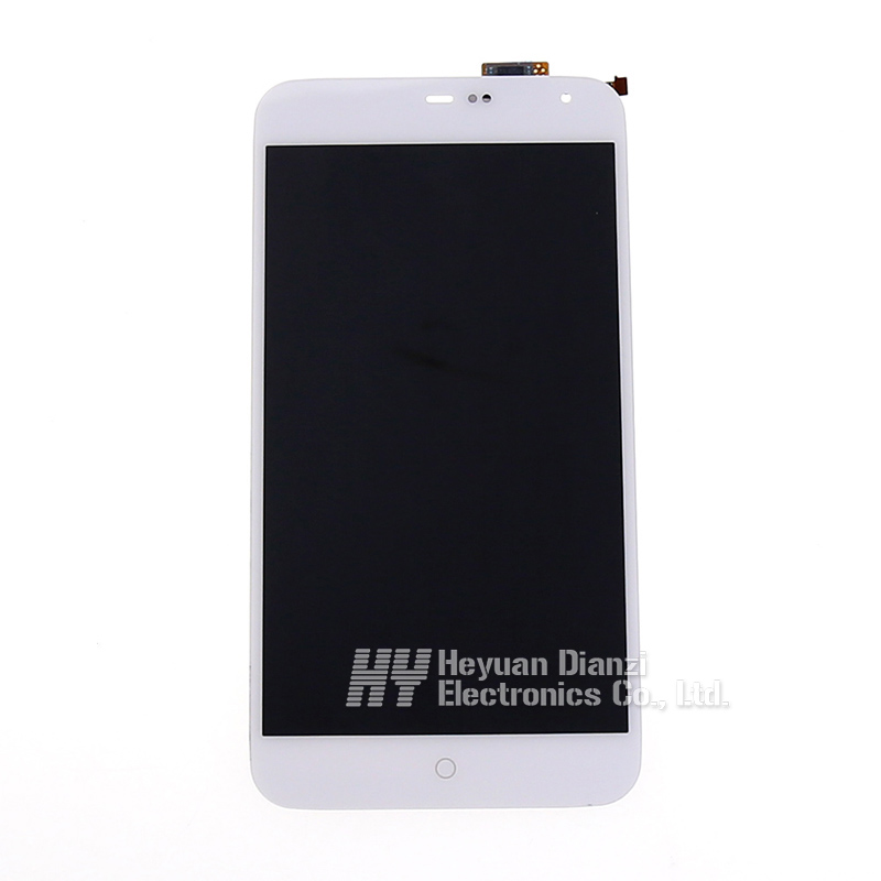 100% test good working Original For MEIZU MX3 LCD Display Touch screen Digitizer white Color freeshipping<br><br>Aliexpress