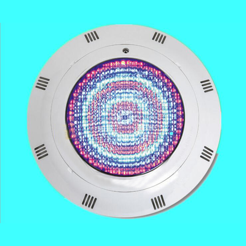 10pcs/lot LED pool light 15w 252leds AC 12V IP68 surface mounted rgb led pool light 12V led underwater light swimming pools<br><br>Aliexpress