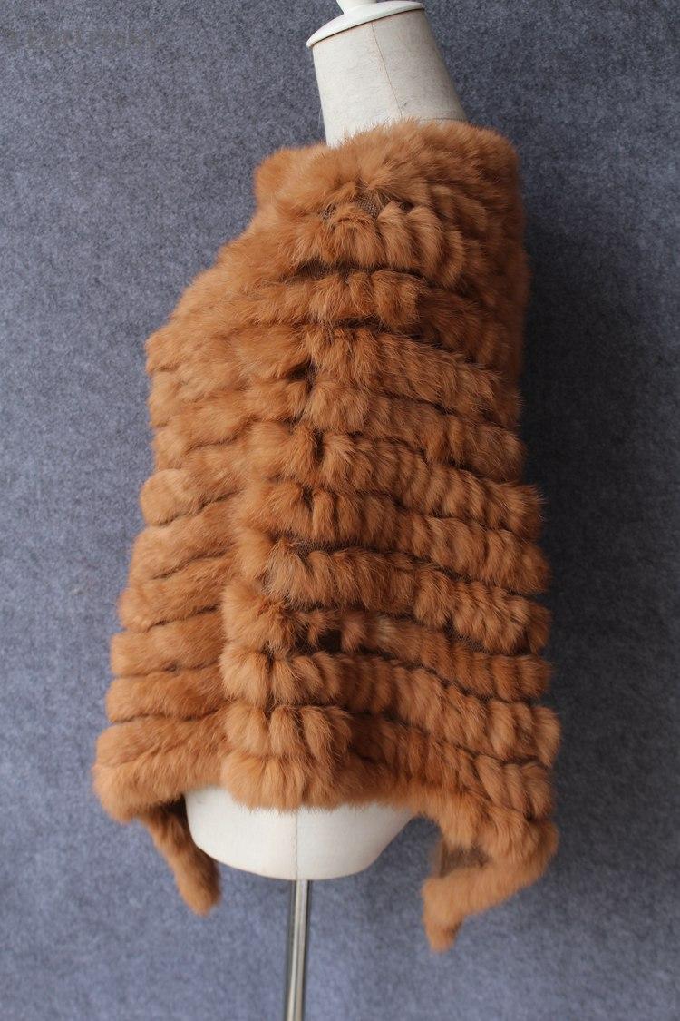 natural rabbit hair shawls and scarves (2)