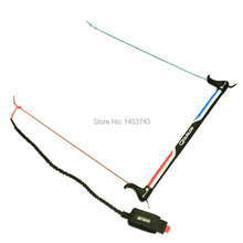 50cm Traction Kite Bar Dual Line Control Bar For Stunt Power Kite Surfing Boarding Kite Flying Tool