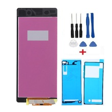 100% Work Well Repair Parts For Sony Xperia Sony Z2 L50W D6502D D6543 LCD Display + Touch Screen Assembly+Tools(China)