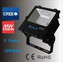 Hot sale new product 200w led flood light with new heat management system free shipping(China)