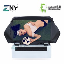 "ZNY 8"" Android 6.0 Car DVD For Europe Kuga 2013 2014 2015 Auto Radio RDS Stereo GPS Glonass Navigation WiFi Audio Video 2G+32G(Hong Kong)"