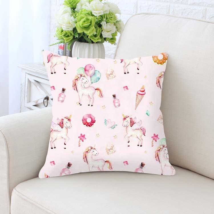 Cute Mini Unicorn Pillow Cases
