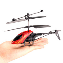 Buy MJ901 2.5CH Mini Infrared RC Helicopter Kids Children Funny Magic Toys Birthday Holiday Gift Present Remote Control RTF for $7.99 in AliExpress store
