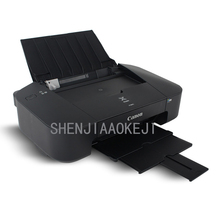 printer easy to carry Home office color inkjet photos Small A4 document mini color printer AC100-240V 50Hz/60Hz(China)