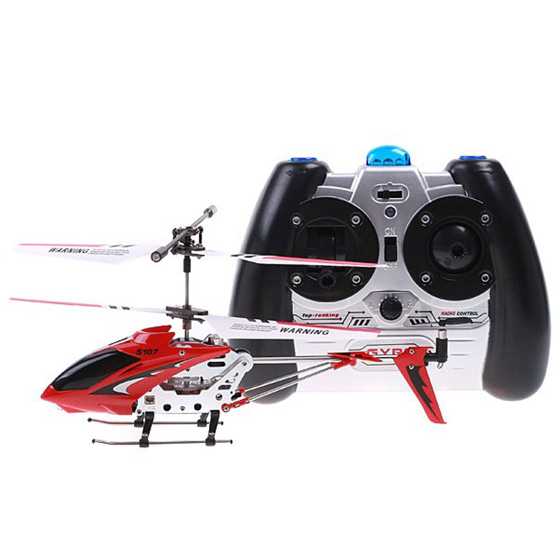 FREE SHIPPING 3.5CH Original SYMA S107G RTF RC Helicopter with gyro for Children gift toys Remote Control Helicopter(China (Mainland))