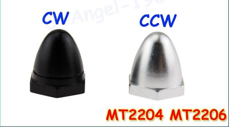 Emax MT2204 MT2206 Brushless Motor Prop Cap Nut CW CCW 1pc