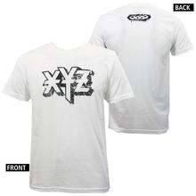 T Shirt Discount 100 % Cotton T Shirt For Men's Authentic Xyz Clothing Ozzy Logo White Skate T-shirt S-xl New