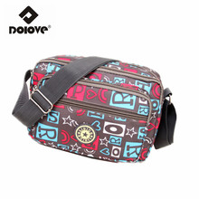 DOLOVE Good Quality 2017 New Oxford Cloth Bag Canvas Women Bags Women Messenger Bags Factory Wholesale