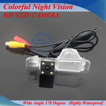 Free shipping Special SONY CCD Car rear view camera for KIA K2 Rio Sedan waterproof night version(China)