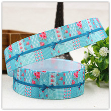 Free delivery 1 Y 7 / 8 22 mm roses fringe cartoon series grosgrain ribbon decoration gift packaging