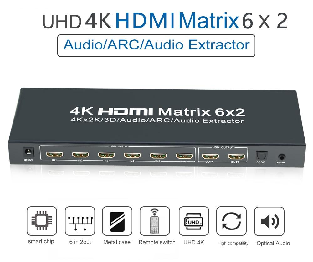 HDMI Matrix (7)