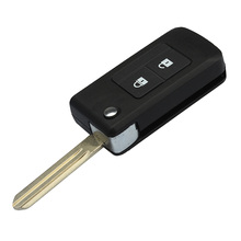 2 Button Folding Remote Key Shell Keyless Entry Case For Subaru Outback Legacy
