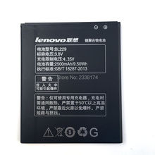 BL229 2500mAh Li-Polymer Battery For Lenovo A8 A806 A808T BL 229 Rechargement Phone Batterie Batterij Bateria + Tracking Code