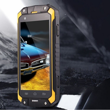 Send Gifts! Original GuoPhone V9 Phone With IP68 MTK6572 Android 4.2 3G GPS 4.5 Inch Screen Shockproof Waterproof Smart Phone