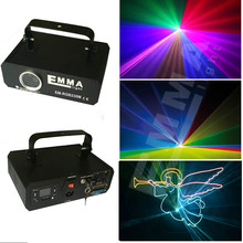 TOP SELL 1w 7 color laser equipment DJ disco light stage lighting show