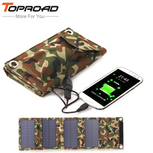 8w Portable Foldable Folding Solar Panel Pack Power Bank Mobile USB Battery Charger For Smart Phones PDA MP3/4 Camera Speaker