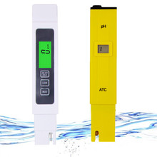 LCD Digital PH Tester + TDS EC meter Water quality test Filter Hydroponic Pool Pen Water Measurement Tool 15% OFF(China)