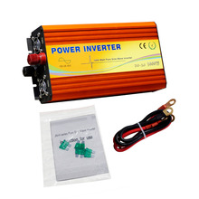 ECO-SOURCES 1000W Inverter 12V to 220V Off Grid Inverter 1KW Inverter for Solar Panel Solar System(China)