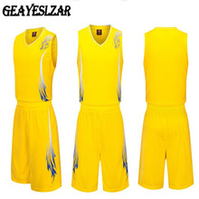 Basketball clothes set male adult women 's basketball clothing training suit diy